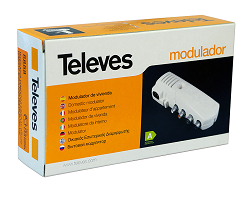 Domestic Modulator Televes